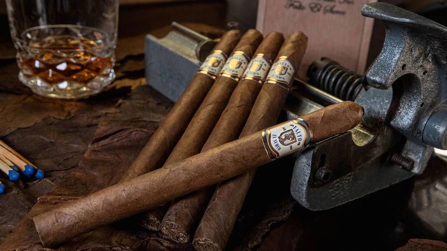 xì gà falto